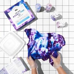 German Glass Glitter - Red