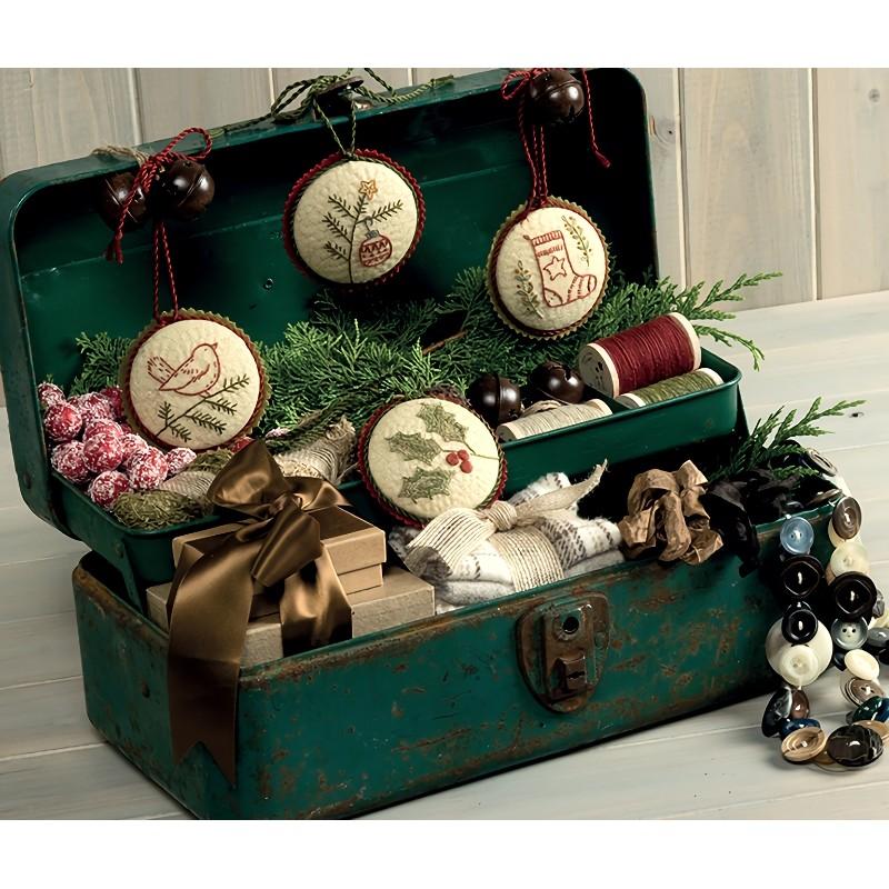 Wool Felt® - Barnyard Red