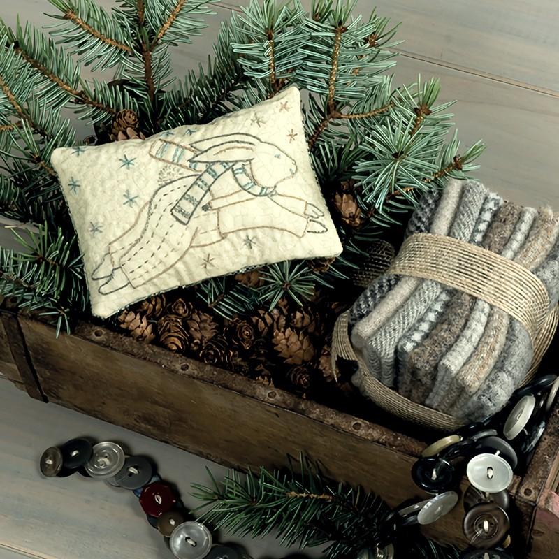Wool Felt® - Burgundy